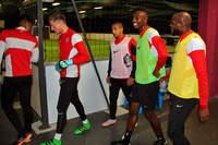 Une séance au Soccer City - Photo n°4