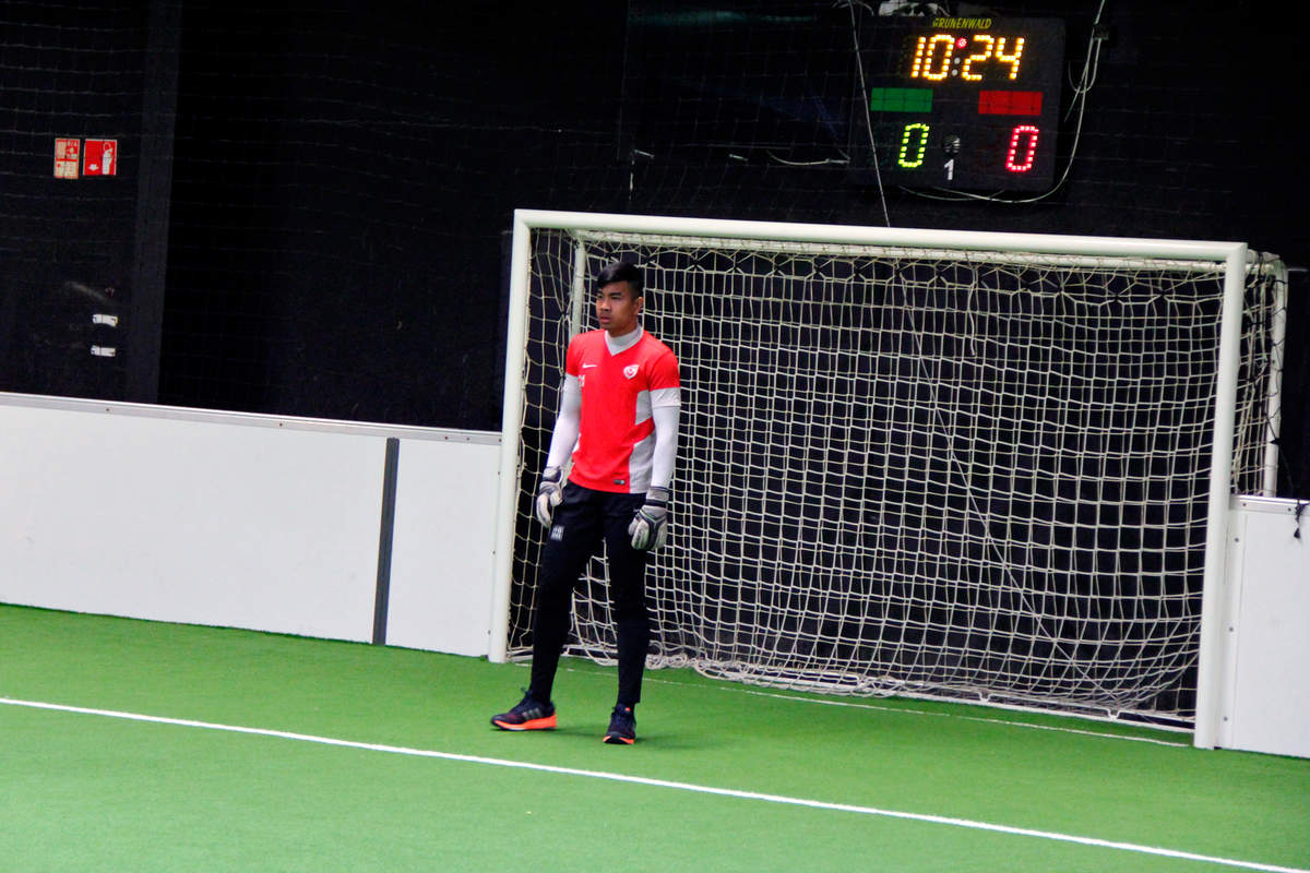Une séance au Soccer City - Photo n°5