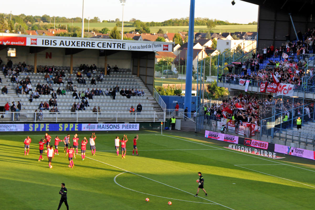 Auxerre-Nancy - Photo n°28