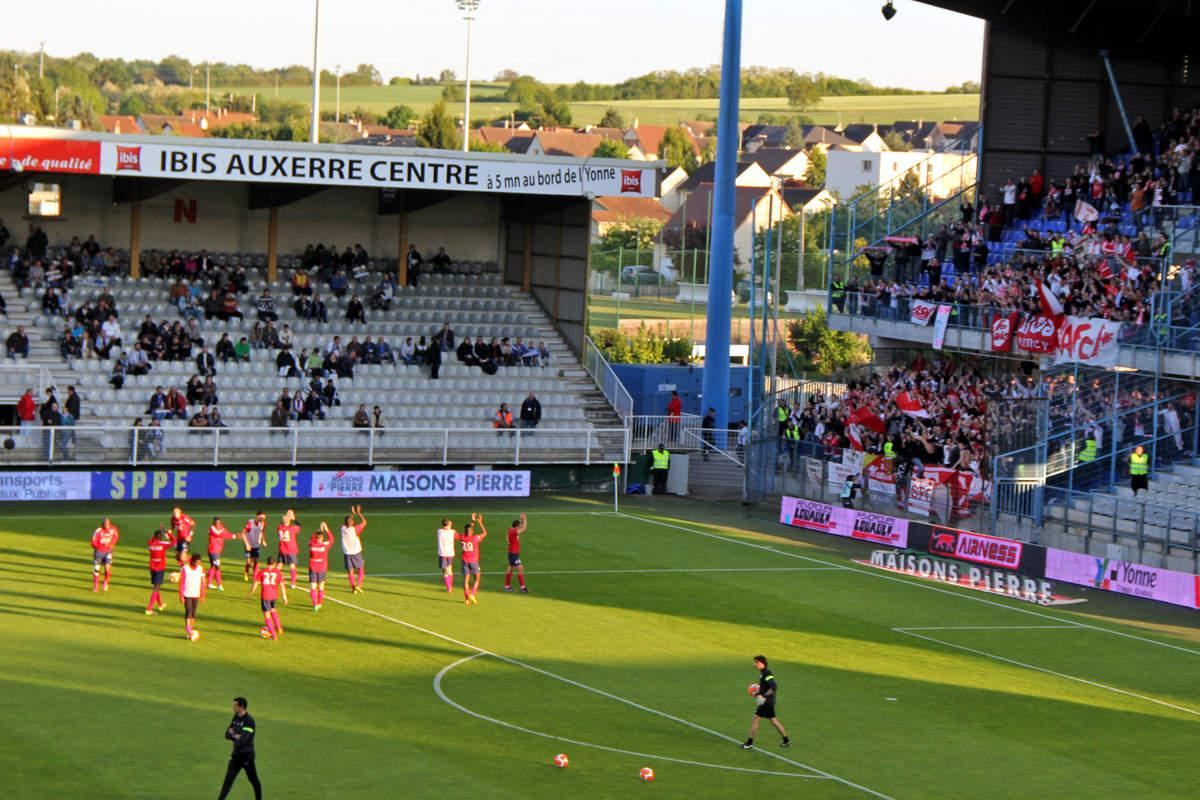 Auxerre-Nancy - Photo n°28