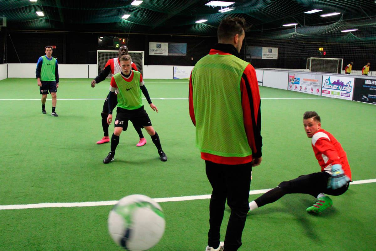 Une séance au Soccer City - Photo n°10