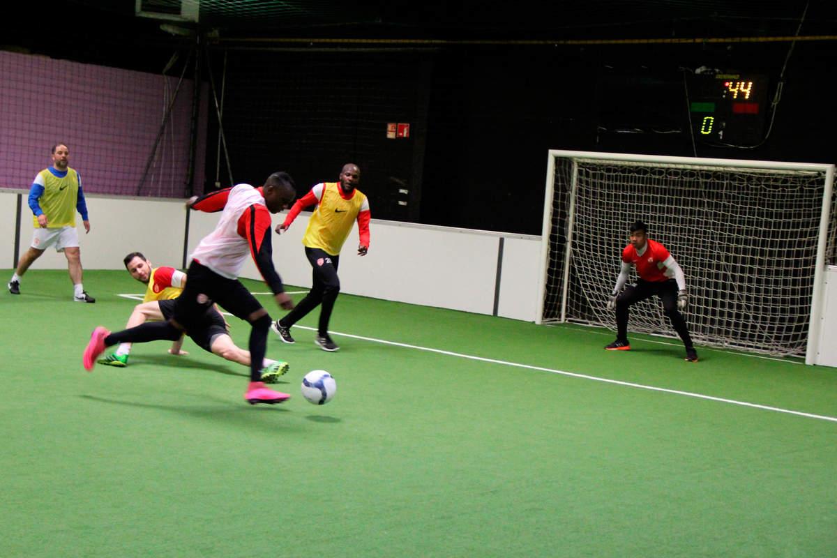 Une séance au Soccer City - Photo n°15