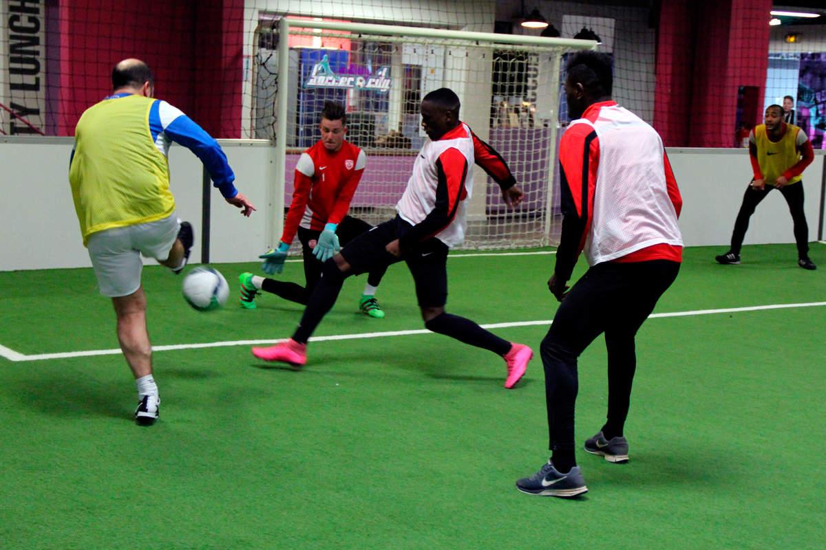 Une séance au Soccer City - Photo n°17