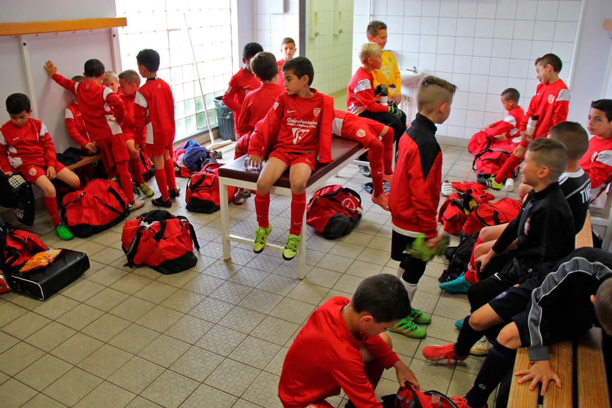 L'Euro de l'école de foot - Photo n°0