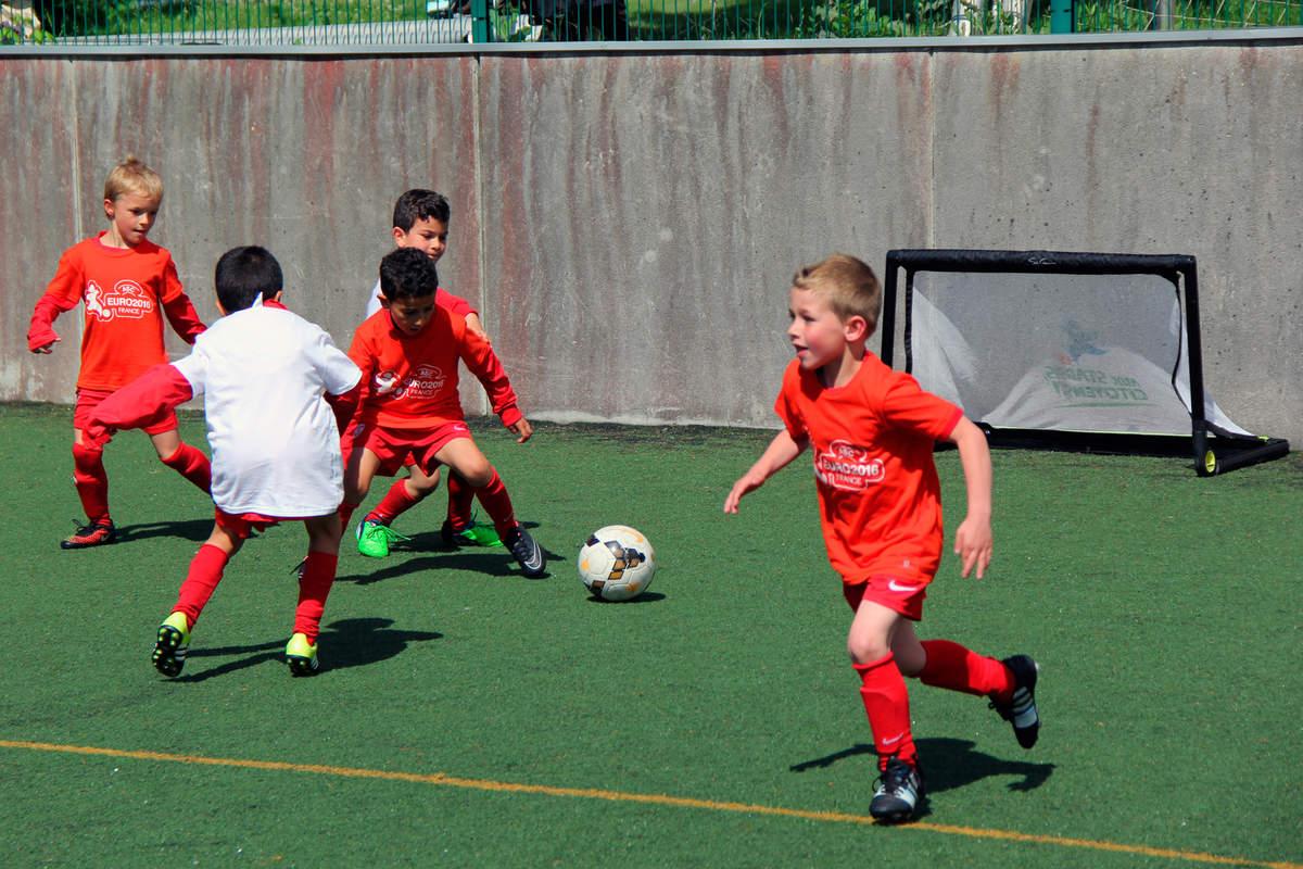 L'Euro de l'école de foot - Photo n°20