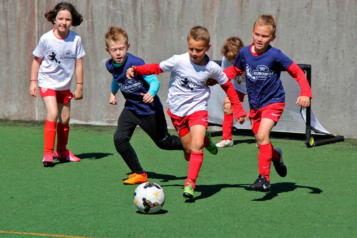 L'Euro de l'école de foot - Photo n°22