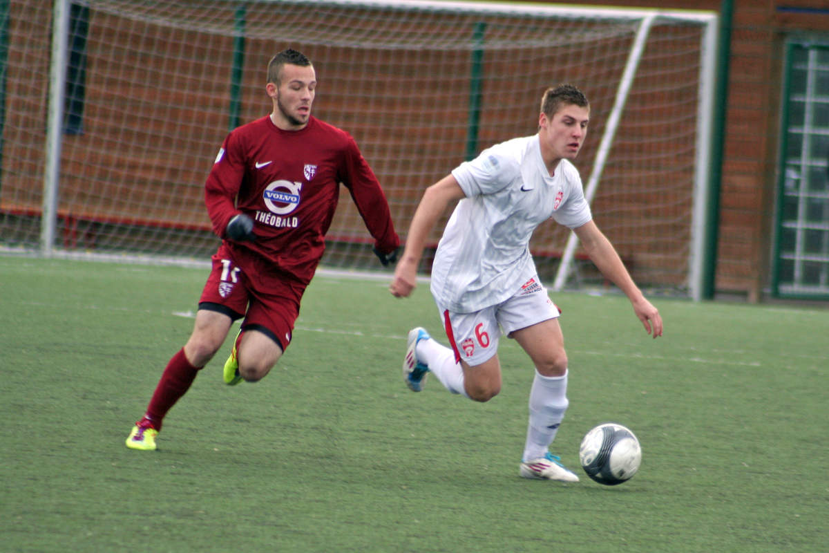 Nancy-Metz en U17 - Photo n°3