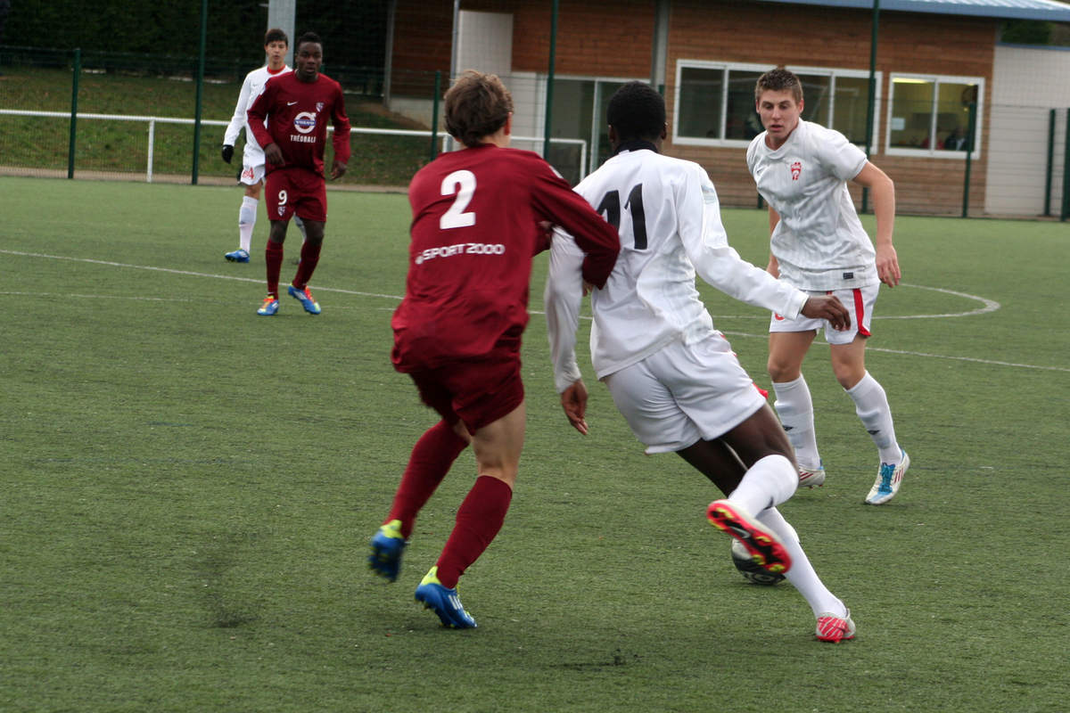 Nancy-Metz en U17 - Photo n°4