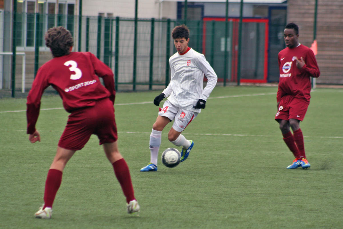 Nancy-Metz en U17 - Photo n°6