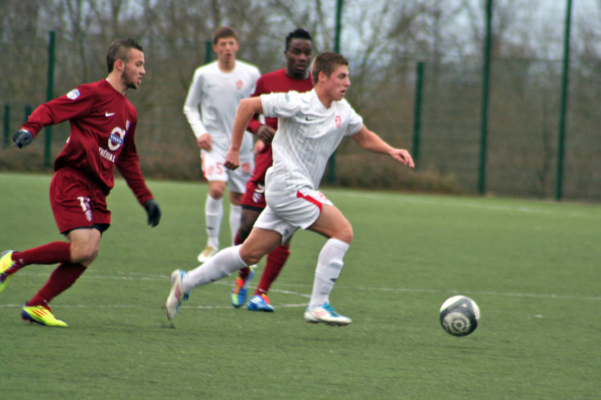 Nancy-Metz en U17 - Photo n°8