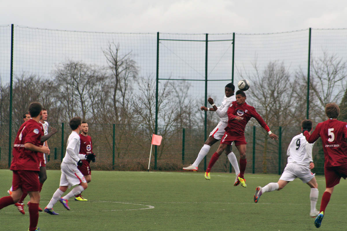Nancy-Metz en U17 - Photo n°11