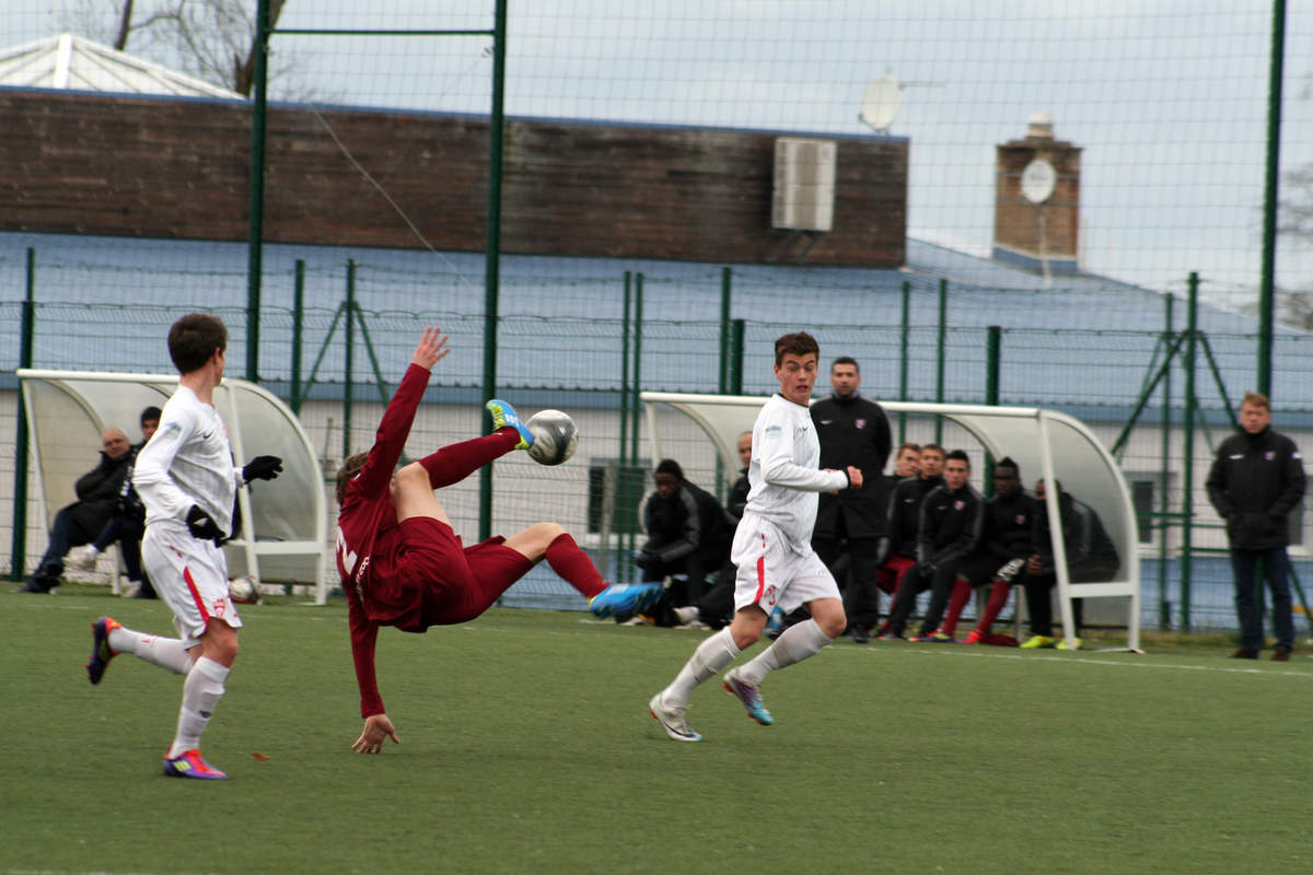 Nancy-Metz en U17 - Photo n°12