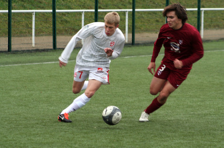 Nancy-Metz en U17