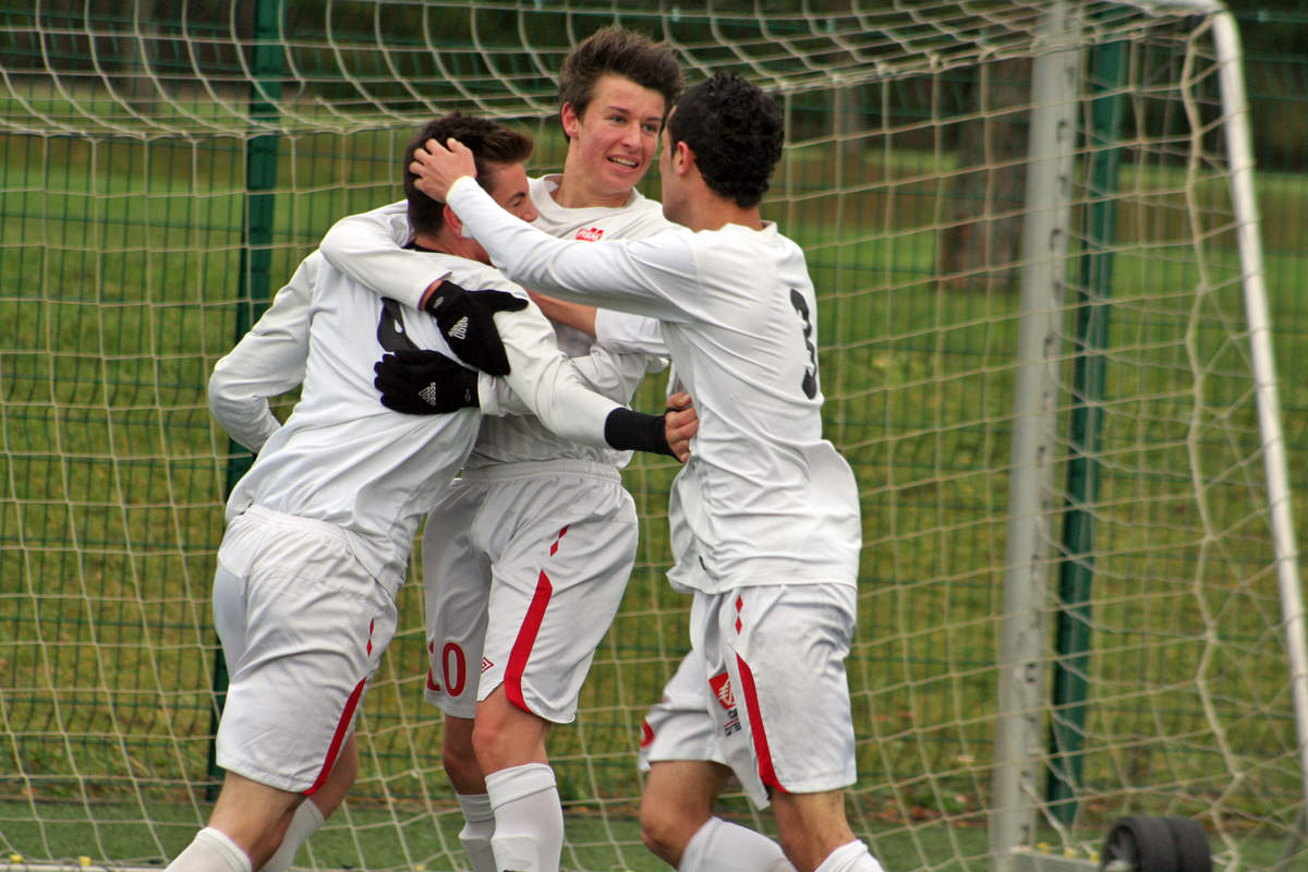 Nancy-Metz en U17 - Photo n°14