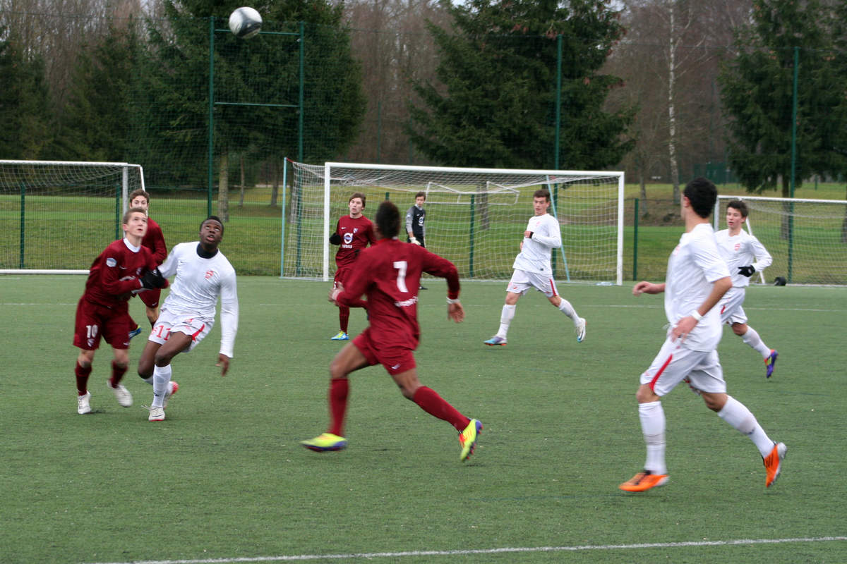 Nancy-Metz en U17 - Photo n°16