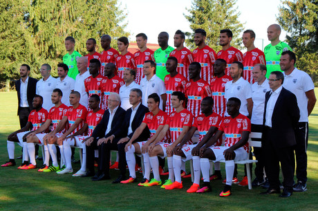 La photo officielle