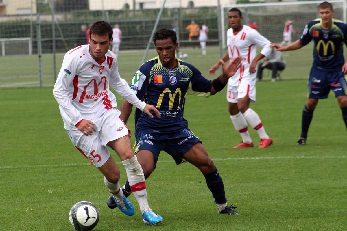 ASNL/Villefranche en CFA - Photo n°10