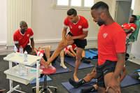Diarra à l'entraînement - Photo n°2