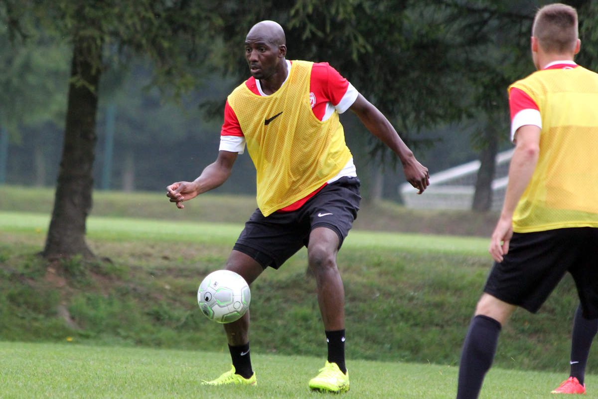 Diarra à l'entraînement - Photo n°3