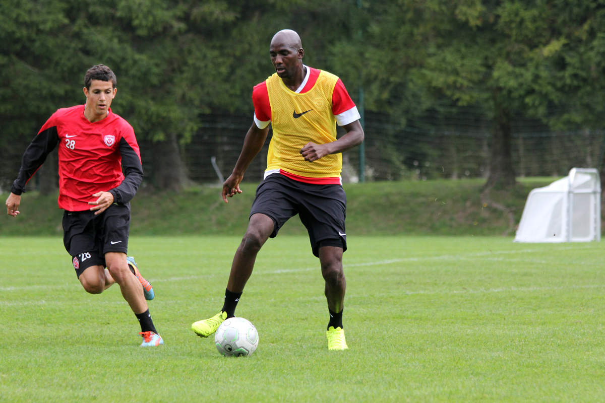 Diarra à l'entraînement - Photo n°6