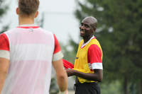 Diarra à l'entraînement - Photo n°10