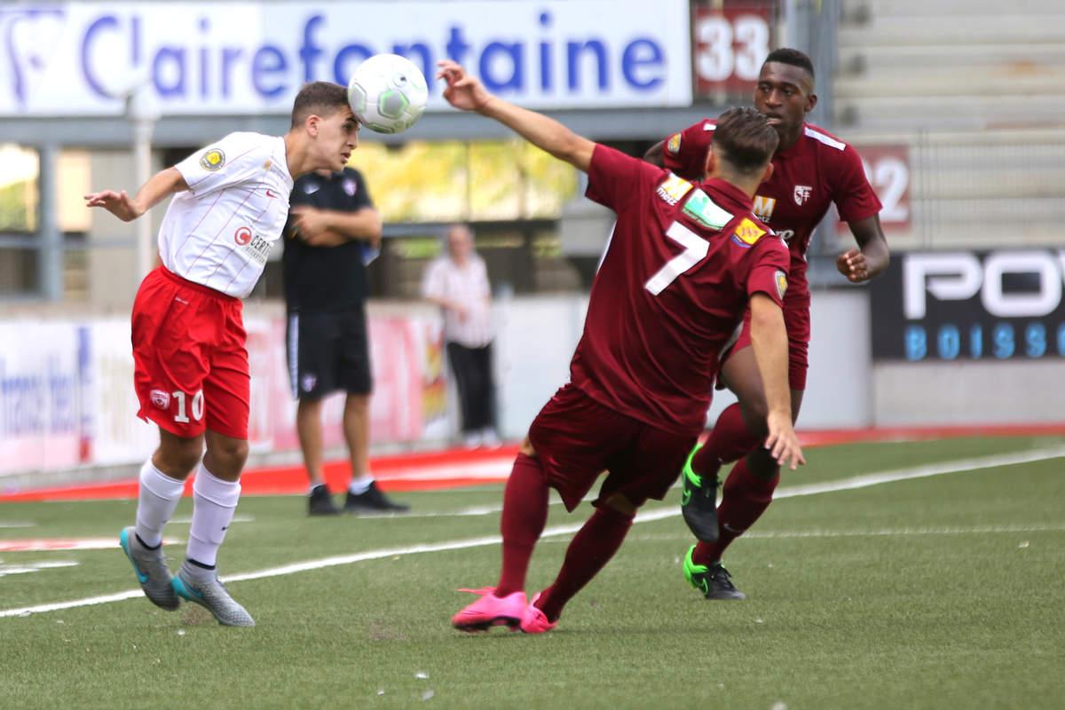 ASNL/Metz en CFA 2 - Photo n°5