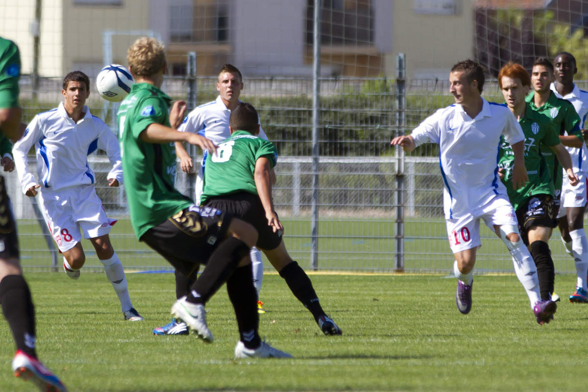 ASNL/Amnéville en U19 - Photo n°18
