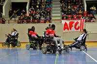 Du foot en fauteuil - Photo n°4
