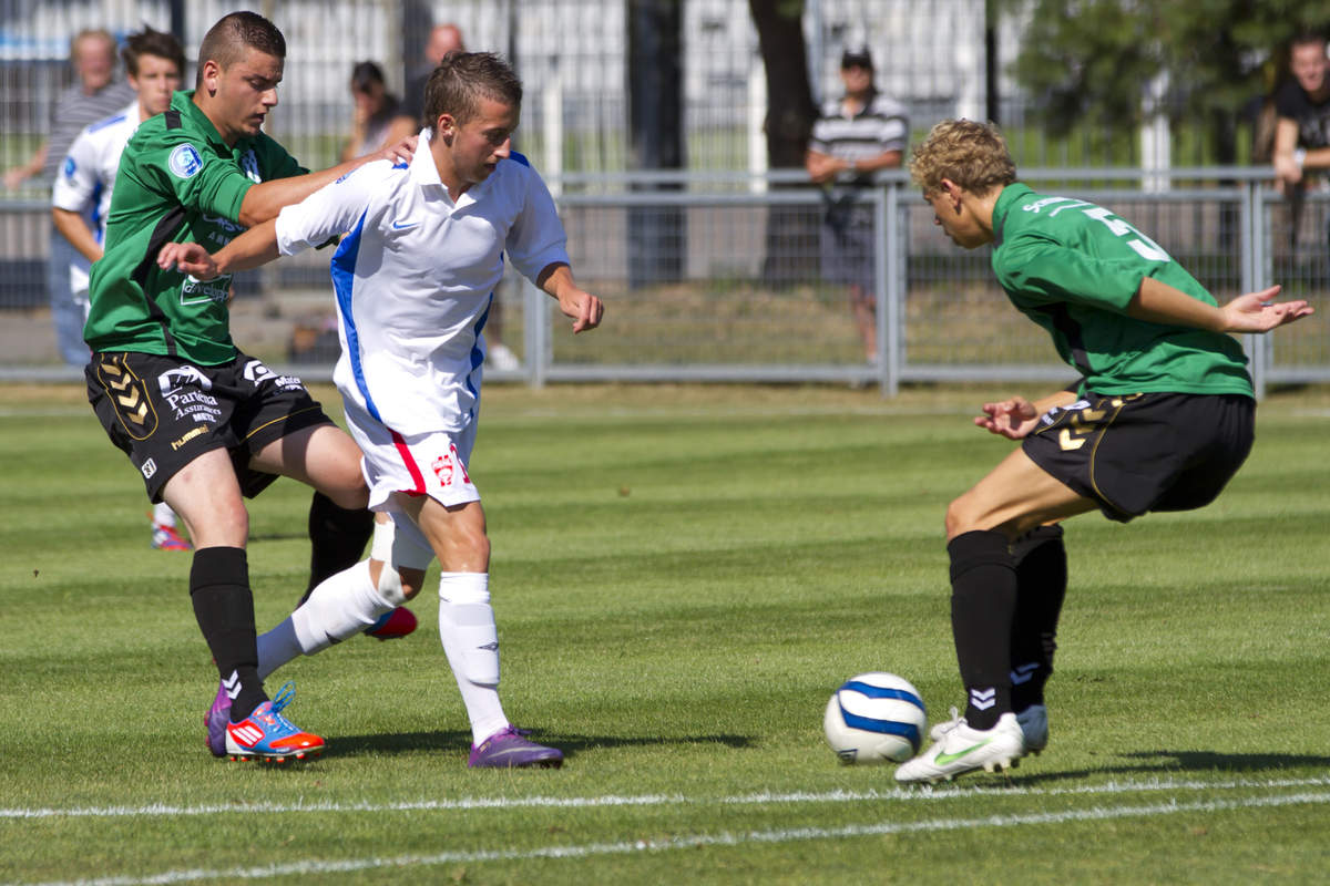 ASNL/Amnéville en U19 - Photo n°2
