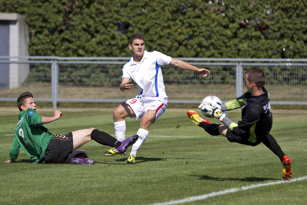 ASNL/Amnéville en U19 - Photo n°3
