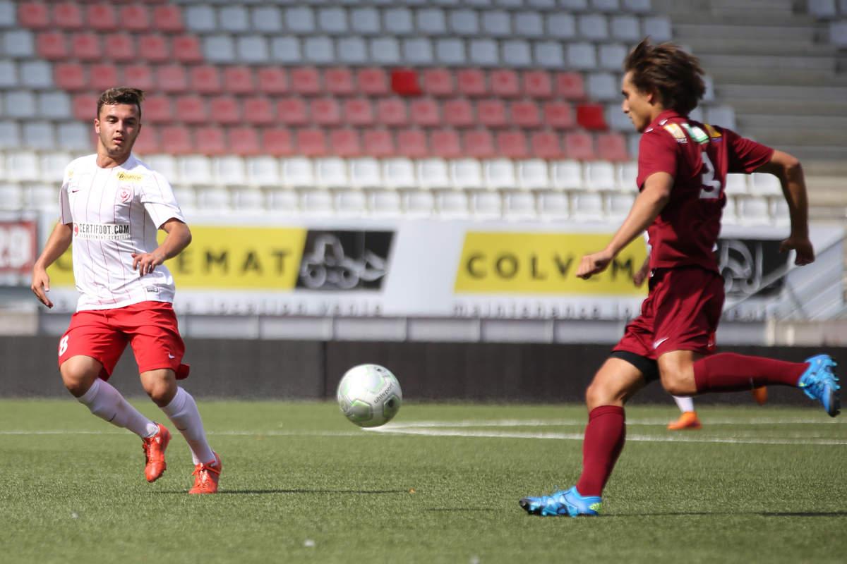 ASNL/Metz en CFA 2 - Photo n°7