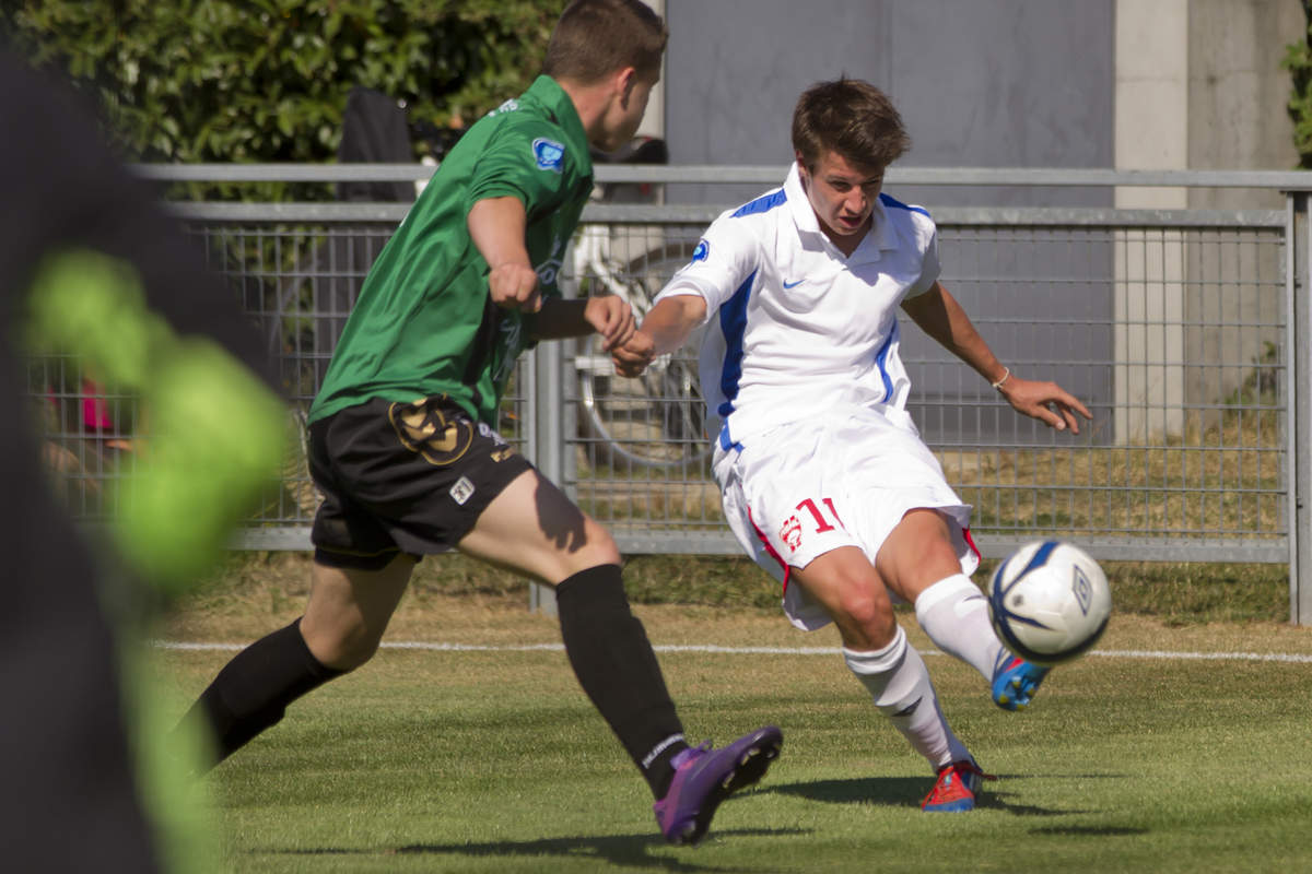 ASNL/Amnéville en U19 - Photo n°4