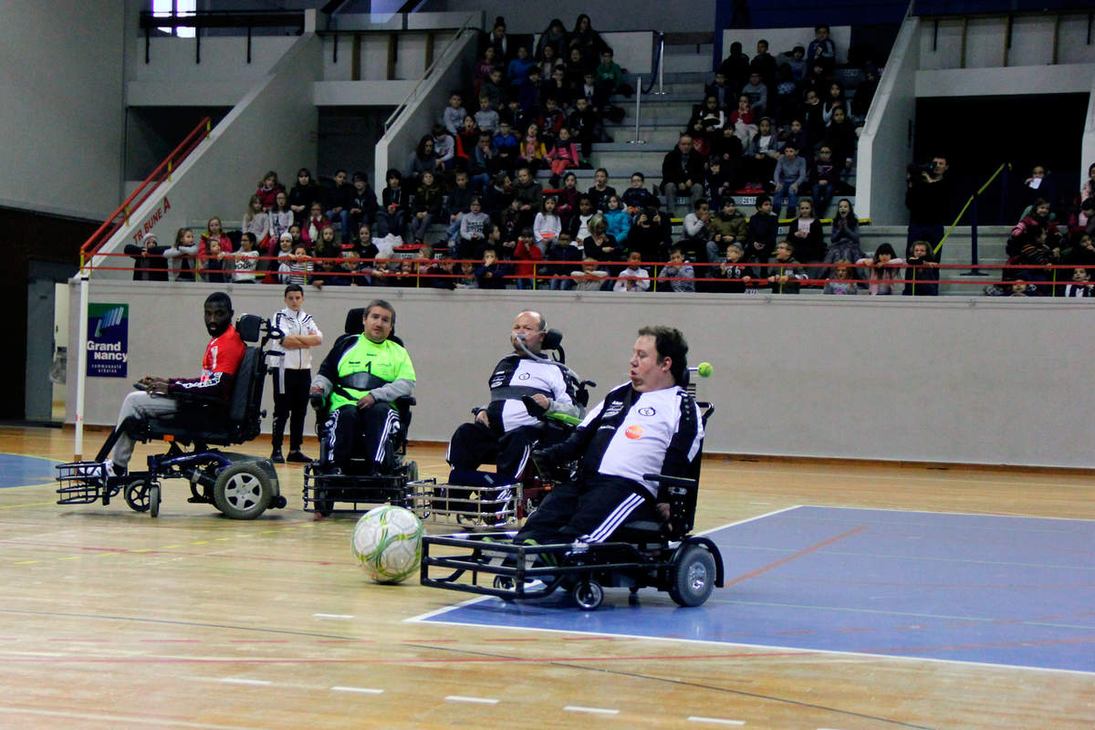 Du foot en fauteuil - Photo n°10