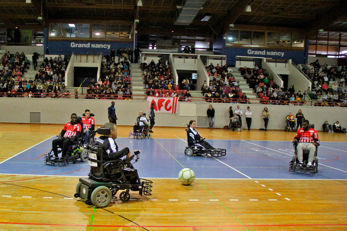 Du foot en fauteuil - Photo n°11