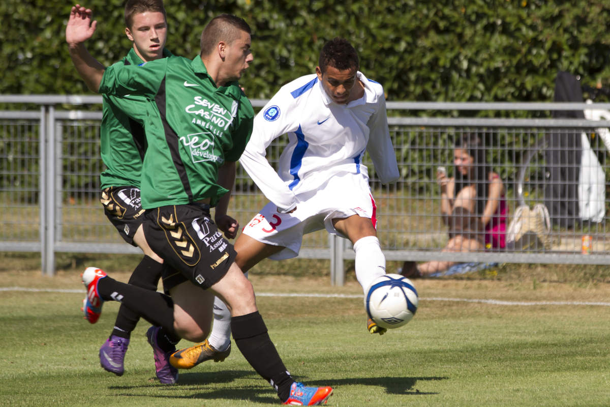 ASNL/Amnéville en U19 - Photo n°19