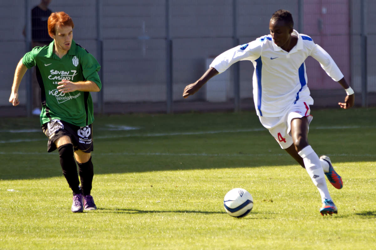ASNL/Amnéville en U19 - Photo n°5