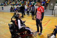 Du foot en fauteuil - Photo n°1