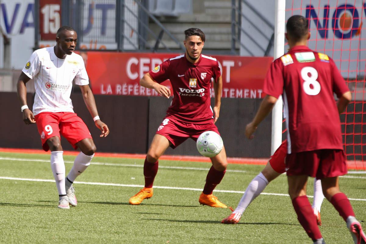 ASNL/Metz en CFA 2 - Photo n°8
