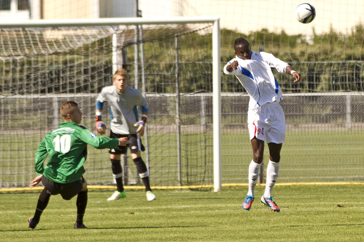 ASNL/Amnéville en U19 - Photo n°6