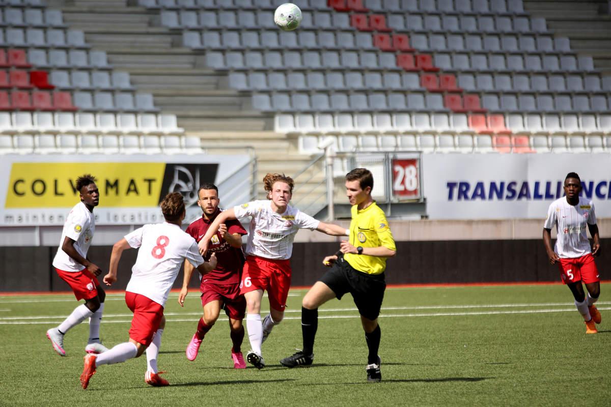 ASNL/Metz en CFA 2 - Photo n°9
