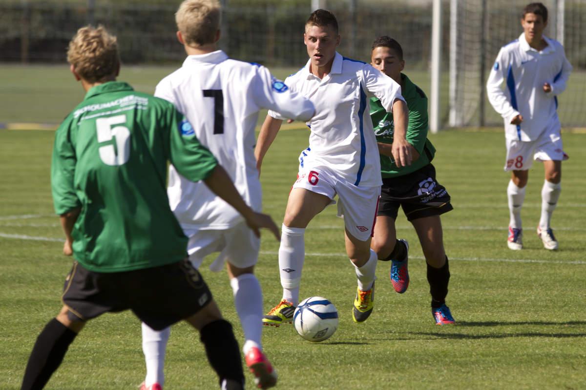 ASNL/Amnéville en U19 - Photo n°8