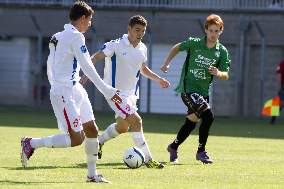 ASNL/Amnéville en U19 - Photo n°11