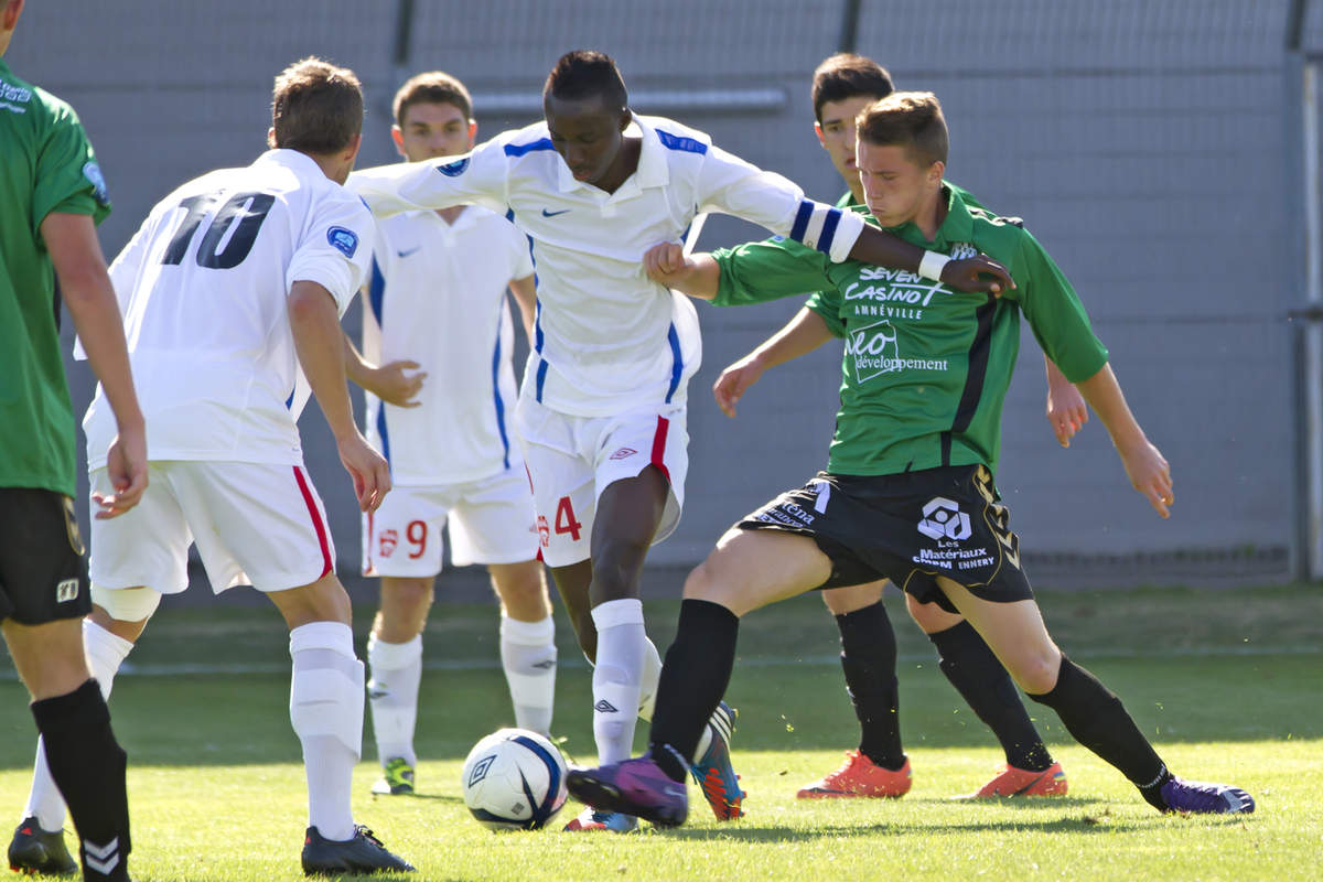 ASNL/Amnéville en U19 - Photo n°12