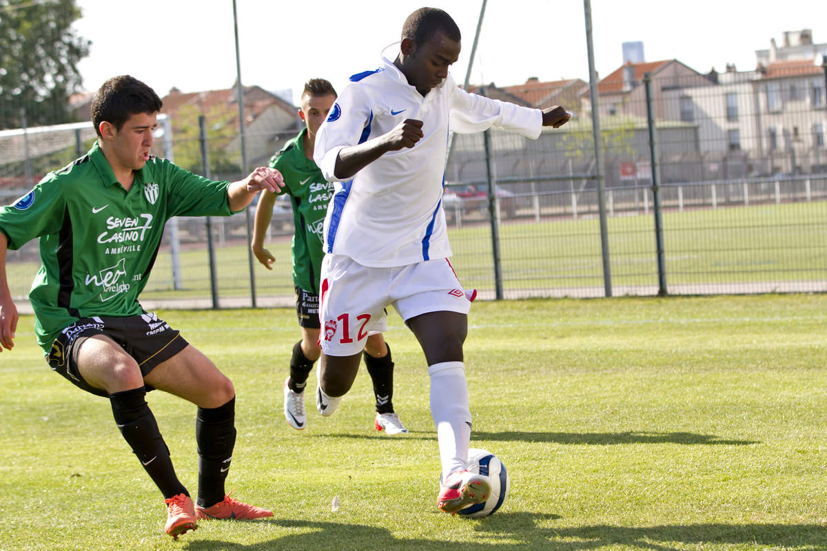 ASNL/Amnéville en U19 - Photo n°16