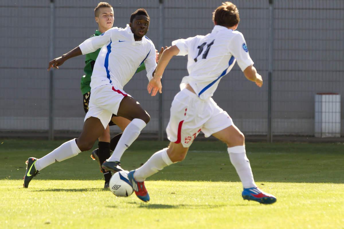 ASNL/Amnéville en U19 - Photo n°20