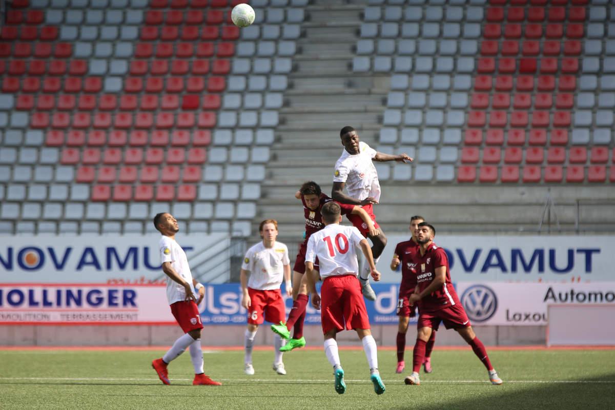 ASNL/Metz en CFA 2 - Photo n°12