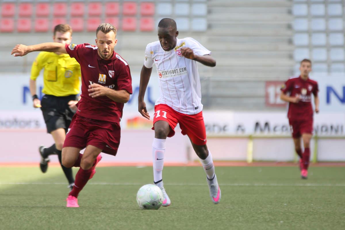 ASNL/Metz en CFA 2 - Photo n°17