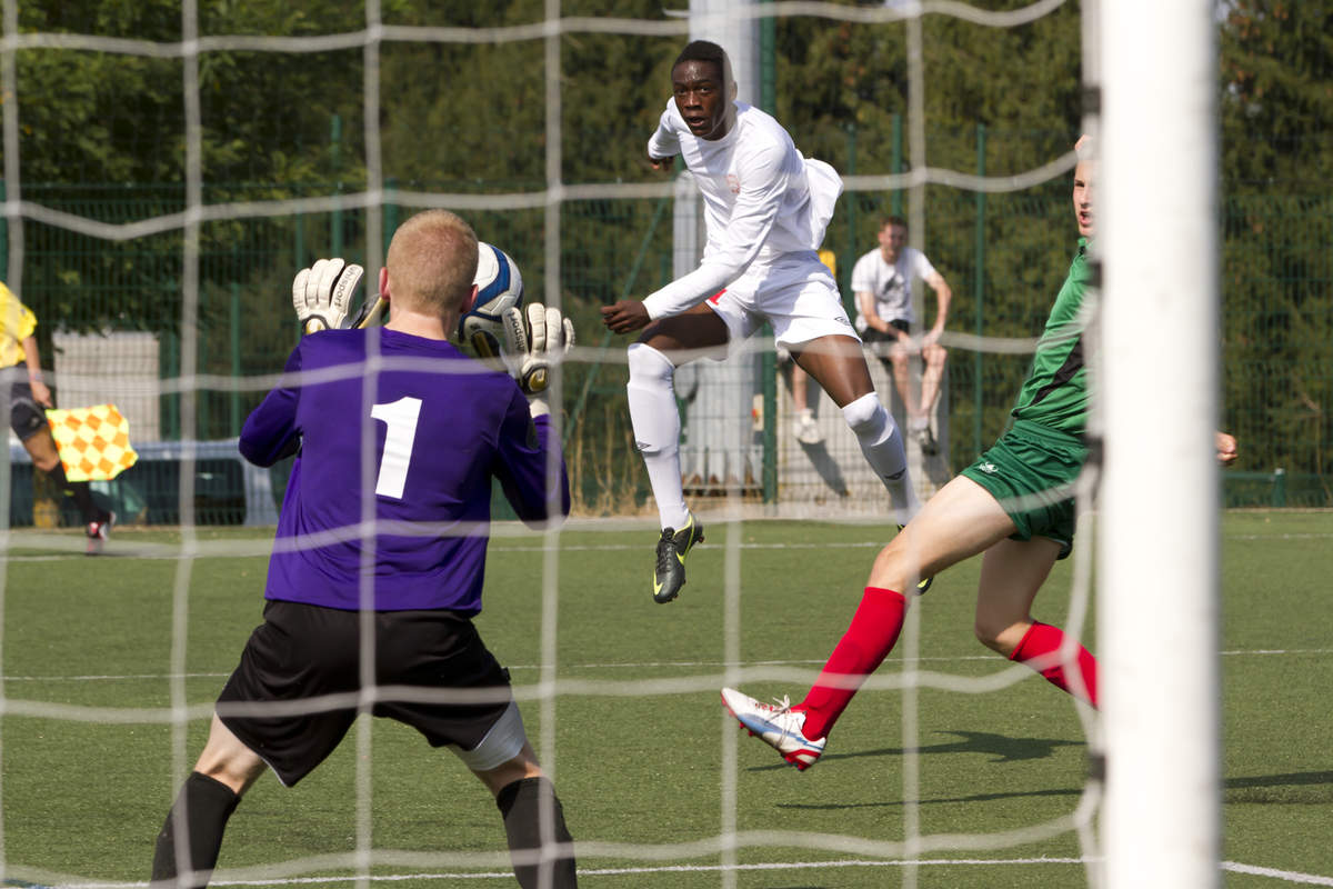 ASNL/Chantilly en U17 - Photo n°12