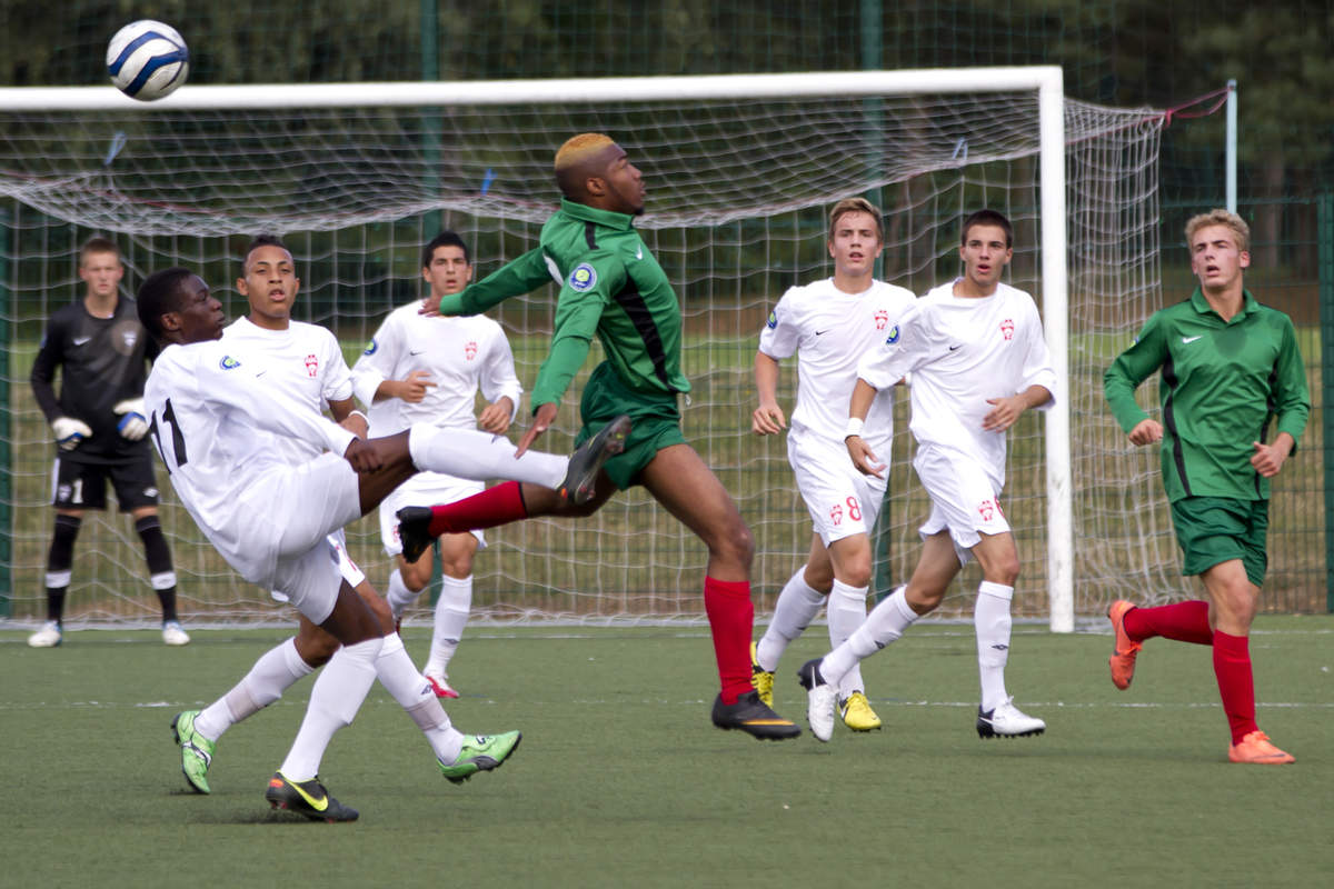 ASNL/Chantilly en U17 - Photo n°15