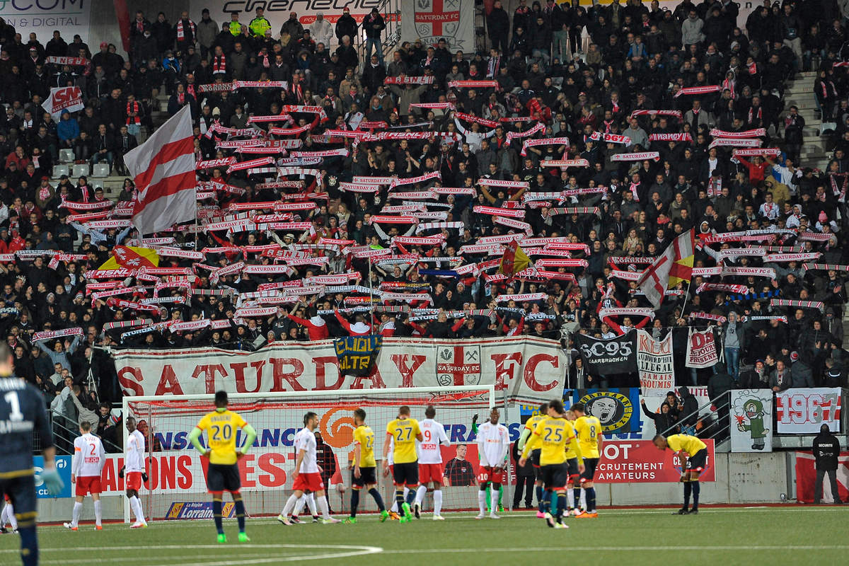 Nancy-Sochaux - Photo n°34